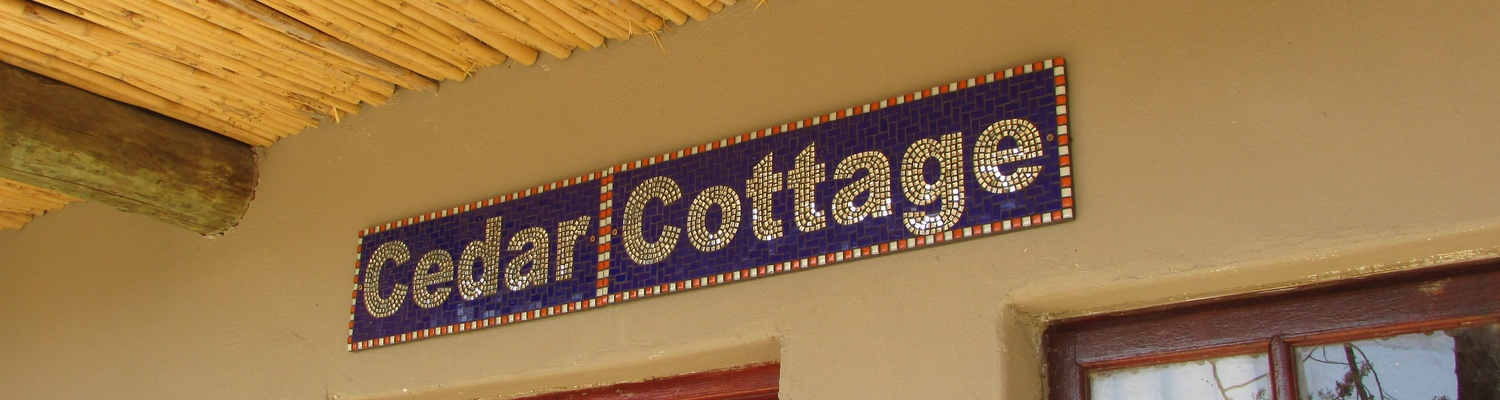 Coupes accommodation; self-catering accommodation; Sutherland accommodation; Rogge Cloof